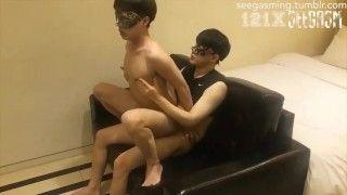 Корейское Гей Порно В Масках