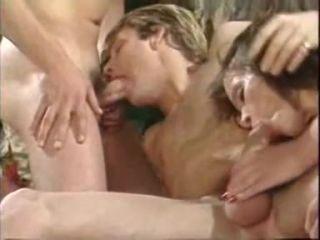 Порно ретро групповухи классика бисексуалы