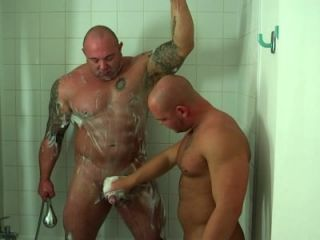 Daddy And Daughter Showering Nude