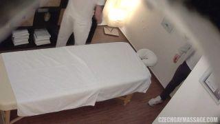 чешский массажный салон скрытая камера