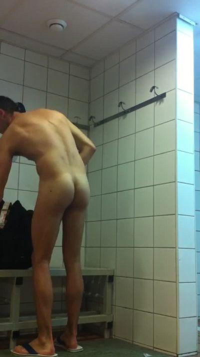 Public Gay Restroom Spy Cam Boy
