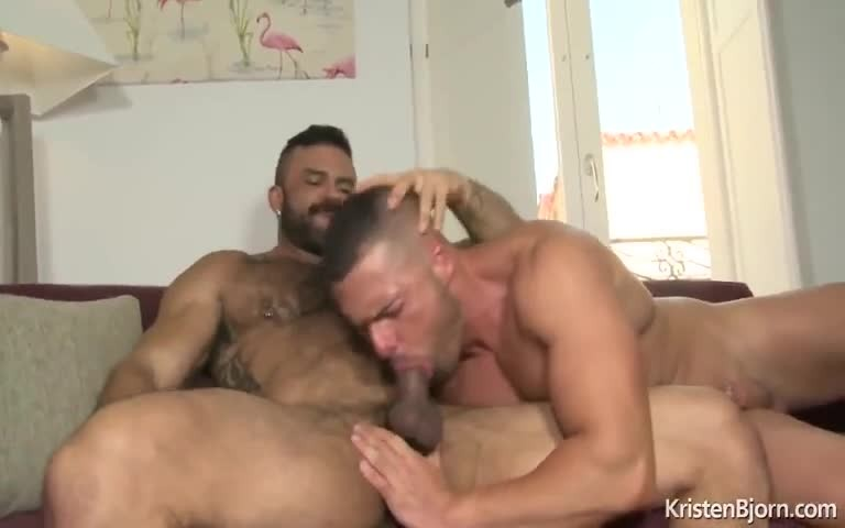 Hot muscle bears fuck