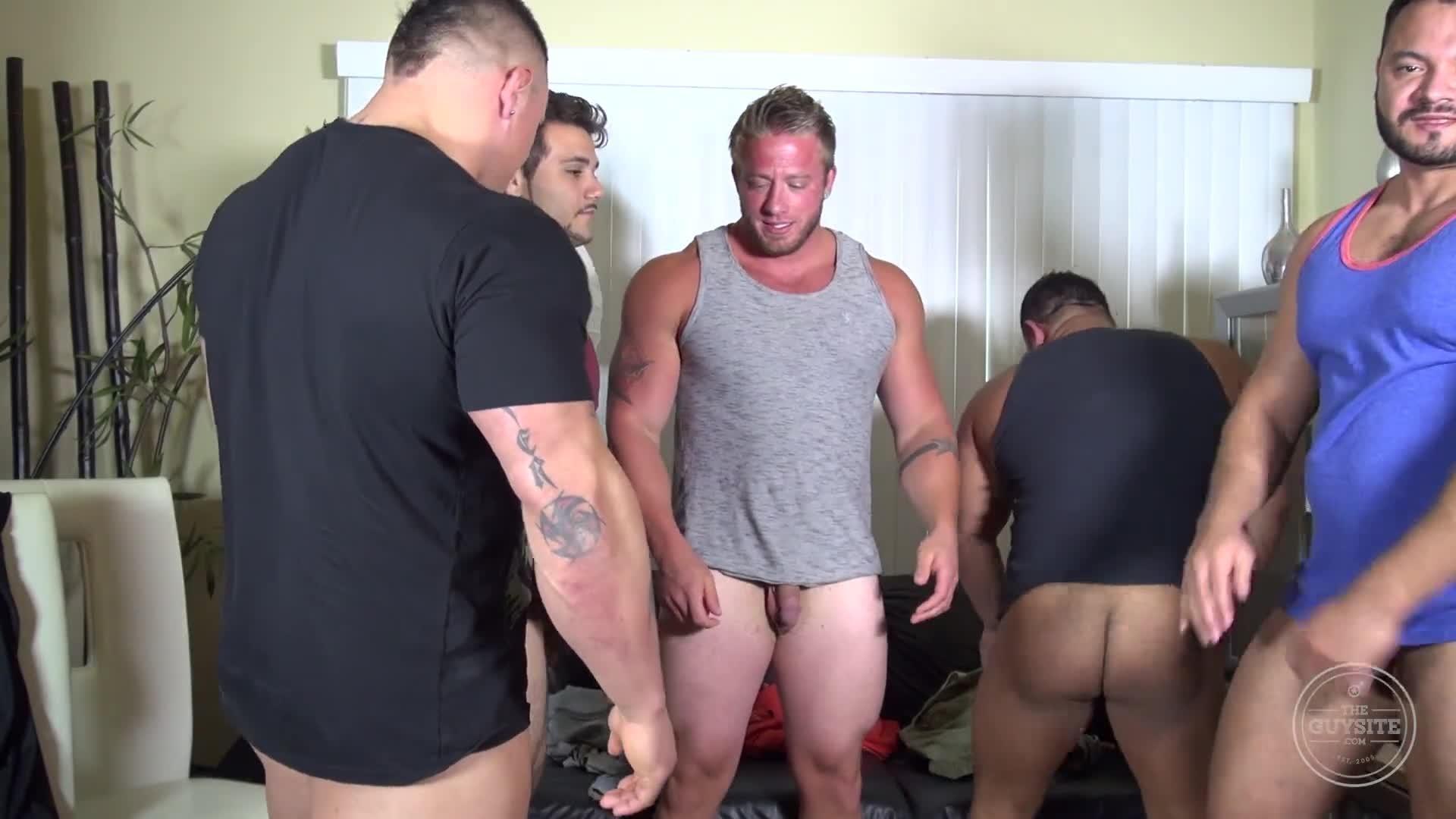Skinny gay bears