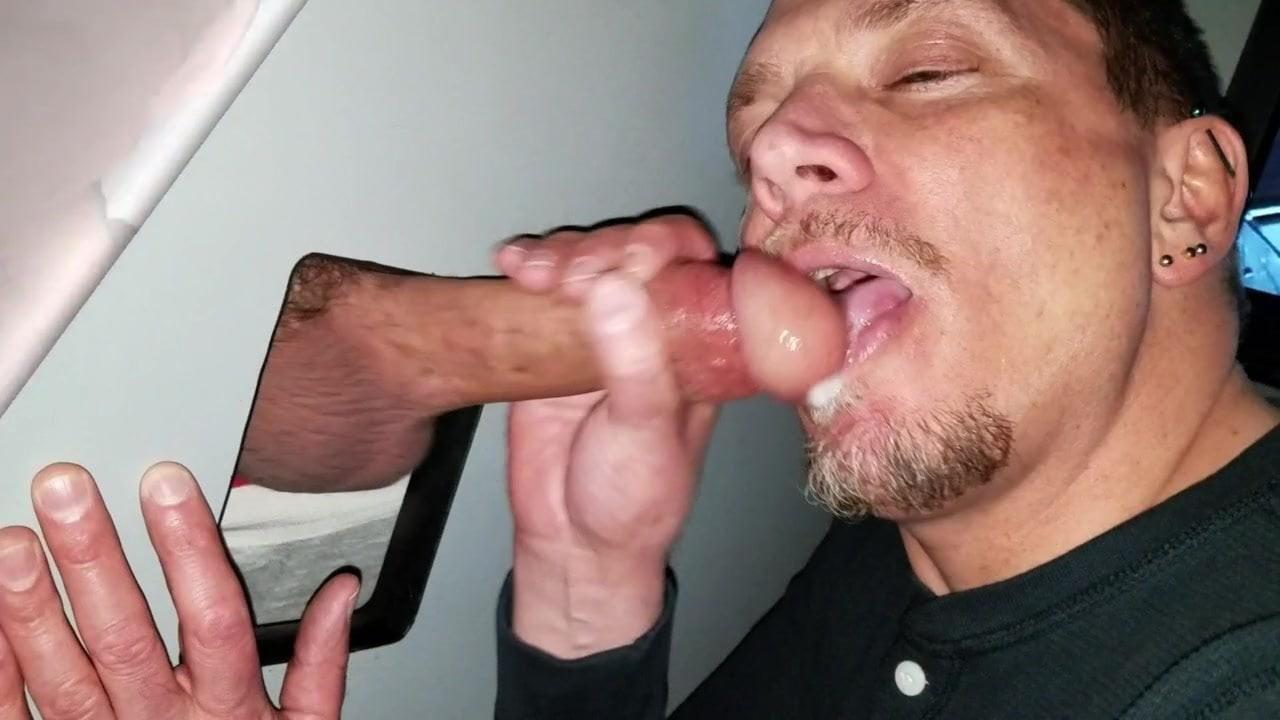 Gloryhole Gay Porno Pics